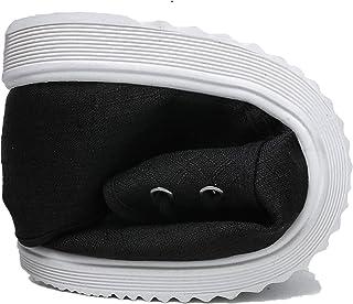 Jojsely56 Nuove scarpe da uomo in tela moda nuove scarpe da uomo traspiranti fondo in gomma tendenza scarpe da uomo