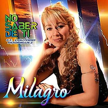 No Saber de Ti (feat. Lautaro Rodriguez)