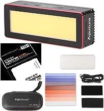 Aputure Amaran AL-MW 10W Waterproof Mini LED LightIP68 10M Built-in Lithium Battery 5500K CRI >95 Daylight with 6 Gels
