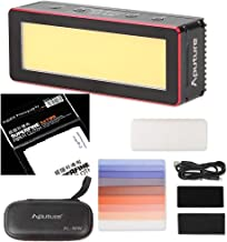 "Aputure Amaran AL-MW 10W Waterproof Mini LED LightIP68 10M Built-in Lithium Battery 5500K CRI >95 Daylight with 6 Gels"" width=""200″ height=""200″ /></td> <td><a href="