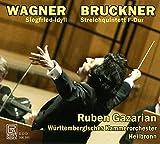 Wagner - Siegfried-Idyll / Bruckner - Streichquintett in F-Dur