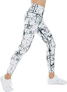 Women's 7/8 Yoga Pants - High Waist Workout Running Pants for Women, Compression Stretch Yoga Leggings
