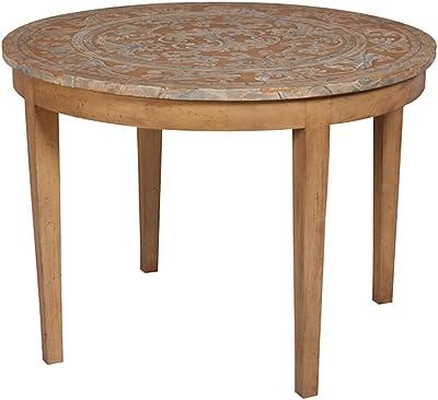 Sterling Home Artisan Breakfast dining table, Brown