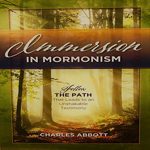 Immersion in Mormonism  By  cover art