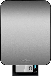 Cecotec Báscula de Cocina Digital Cook Control 9000