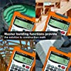 Calculated Industries 4065 Construction Master Pro Advanced Construction Math Feet-inch-Fraction Calculator for Contractors, Estimators, Builders, Framers, Remodelers, Renovators and Carpenters #2