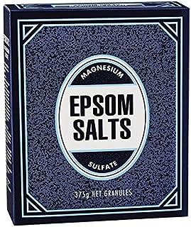 Epsom Epsom Salts, 375 grams (Pack of 1)