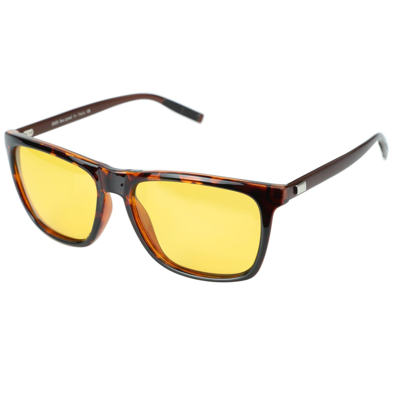 Driving Glasses Headlight Anti glare Yellow