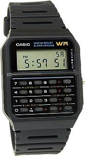 [カシオ]CASIO メンズ 腕時計 データバンク カリキュレーター CA-53W-1Z ブラック 黒 [並行輸入品]