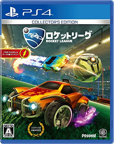 Warner Home Video Games Rocket League SONY PS4 PLAYSTATION 4 JAPANESE VERSION
