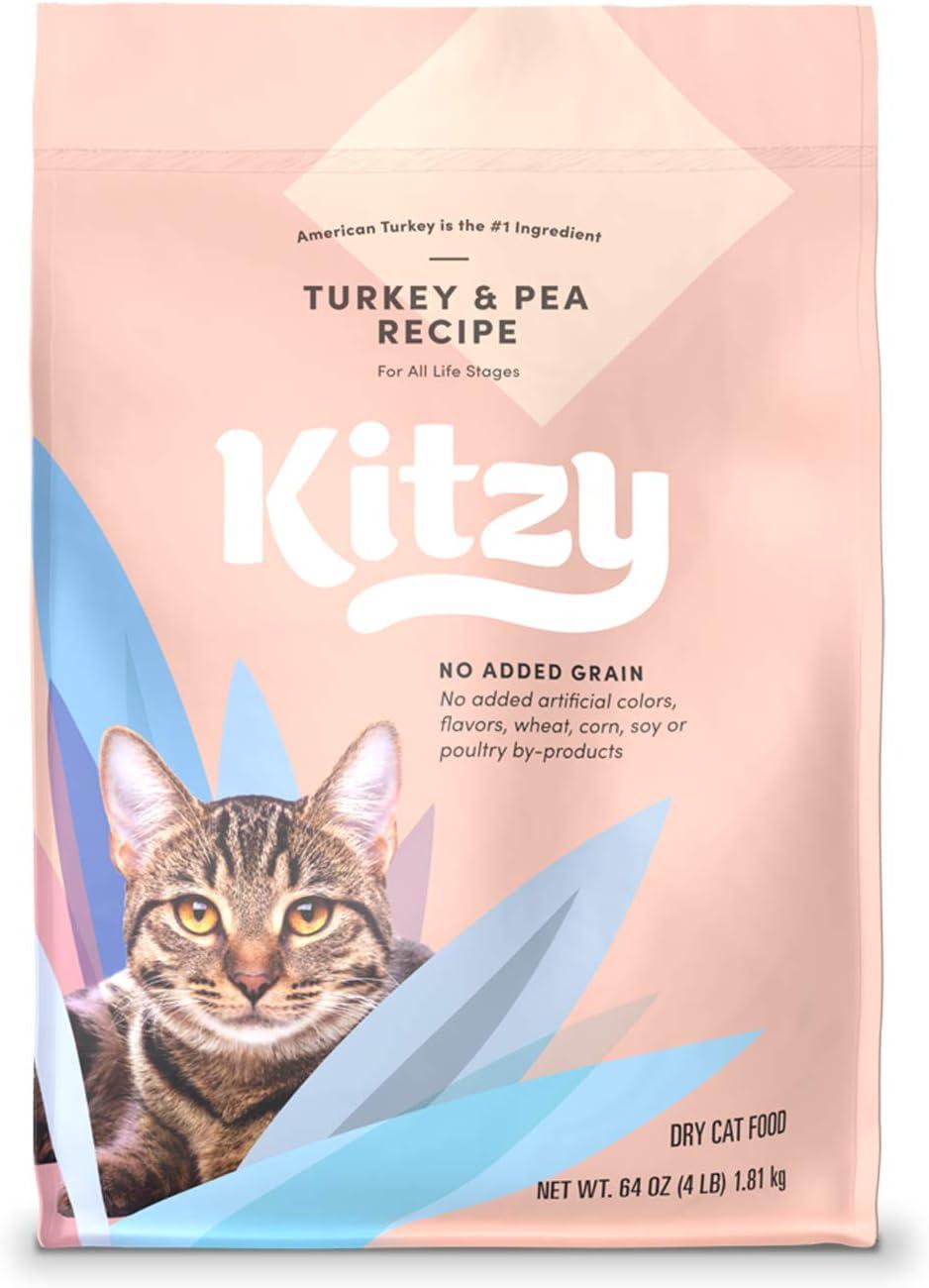 Amazon Brand Sacramento Boston Mall Mall – Kitzy Dry Cat Food No Grains Turkey Added