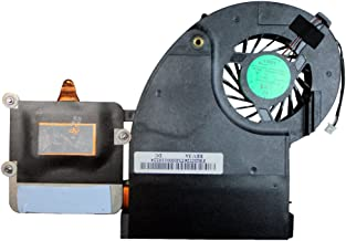 Power4Laptops Replacement Laptop Fan with Heatsink for Toshiba Qosmio X505-Q875, Toshiba Qosmio X505-Q879, Toshiba Qosmio ...