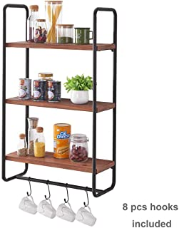 wall kitchen shelf