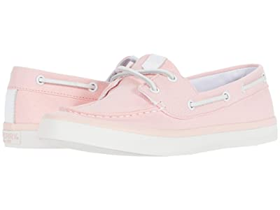 Sperry Sailor Boat Chambray (Pink) Women