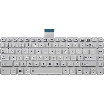 New Laptop Replacement US Black with Backlit Keyboard for Toshiba Satellite E45-B E45D-B L45-B L45D-B L45-B4176WM