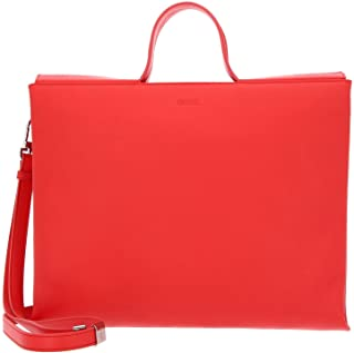 BREE Damen Pure 13 laptop bag, oxy fire, one size