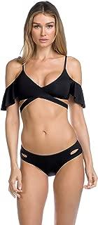 Women's Color Code Wrap Bikini Top