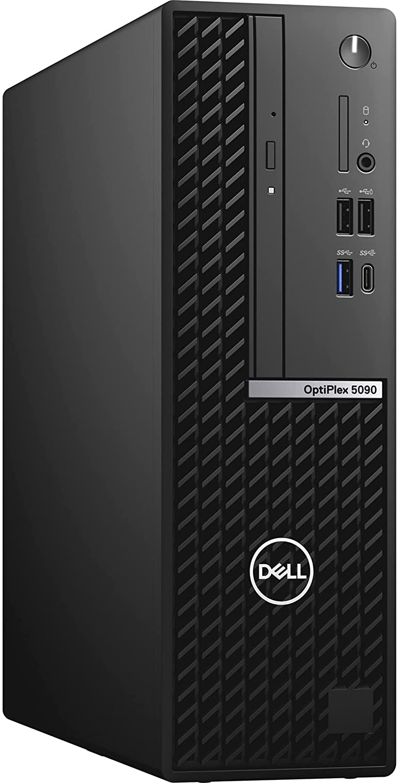 Dell OptiPlex 5000 5090 Desktop Computer - Intel Core i5 11th Gen i5-11500 Hexa-core (6 Core) 2.70 GHz - 16 GB RAM DDR4 SDRAM - 256 GB M.2 PCI Express NVMe 3.0 x4 SSD - Small Form Factor