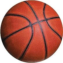 Creative Converting 897964 Sports Fanatic Basketball Postcard Party Invitation, 5 x 8.5-Inches, Orange