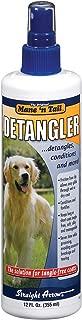 Mane 'n Tail Straight Arrow Detangler for Dog, 12-Ounce