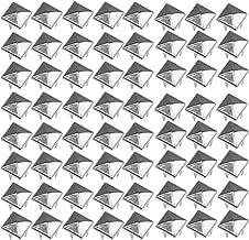 fujiyuan 1/1//5,1/cm 12/mm pyramide Rapid Rivets Clous V/êtements Sac /à main Chaussures avec un seul outil