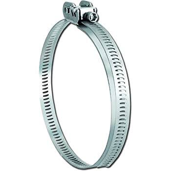248 Size 1//2 Band 5//16 Screw 10-3//4-16 Diameter Range Midland Metal Stainless Steel 1//2 Band 5//16 Screw Midland 500-248 Series 500 Quick Release Stainless Steel Hose Clamp 10-3//4-16 Diameter Range