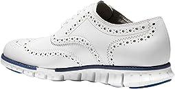 Optic White Leather WR/True Blue/Optic White