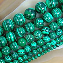 Best malachite beads wholesale Reviews