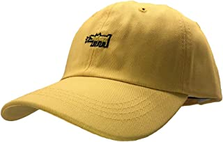 Clape Dad Hat Cute Dog Embroideried Plain Baseball Hat Polo Style Sun Cap Unisex