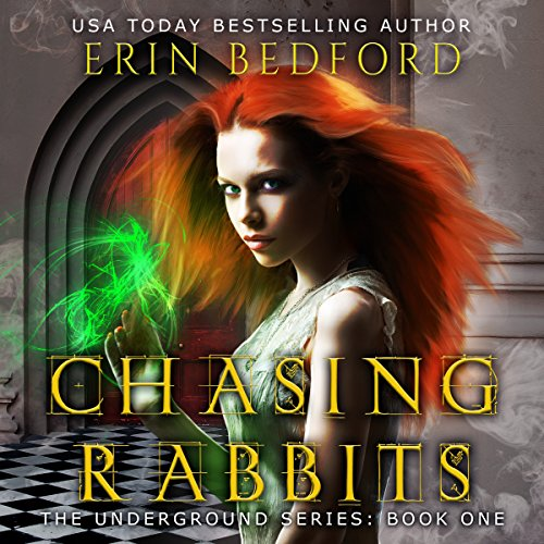 Chasing Rabbits audiobook cover art