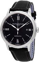 Baume et Mercier Classima Automatic Black Dial Men's Watch 10453