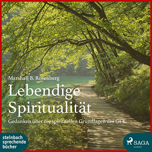 Lebendige Spiritualität audiobook cover art