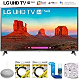 LG 75UK6570PUB 75' Class 4K HDR Smart LED AI UHD TV...