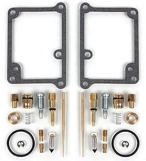 Wingsmoto Carburetor Carb Rebuild Kit Repair Tool For Yamaha Banshee YFZ 350