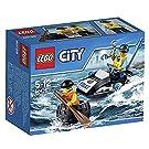 LEGO City 60126 - Flucht per Reifen