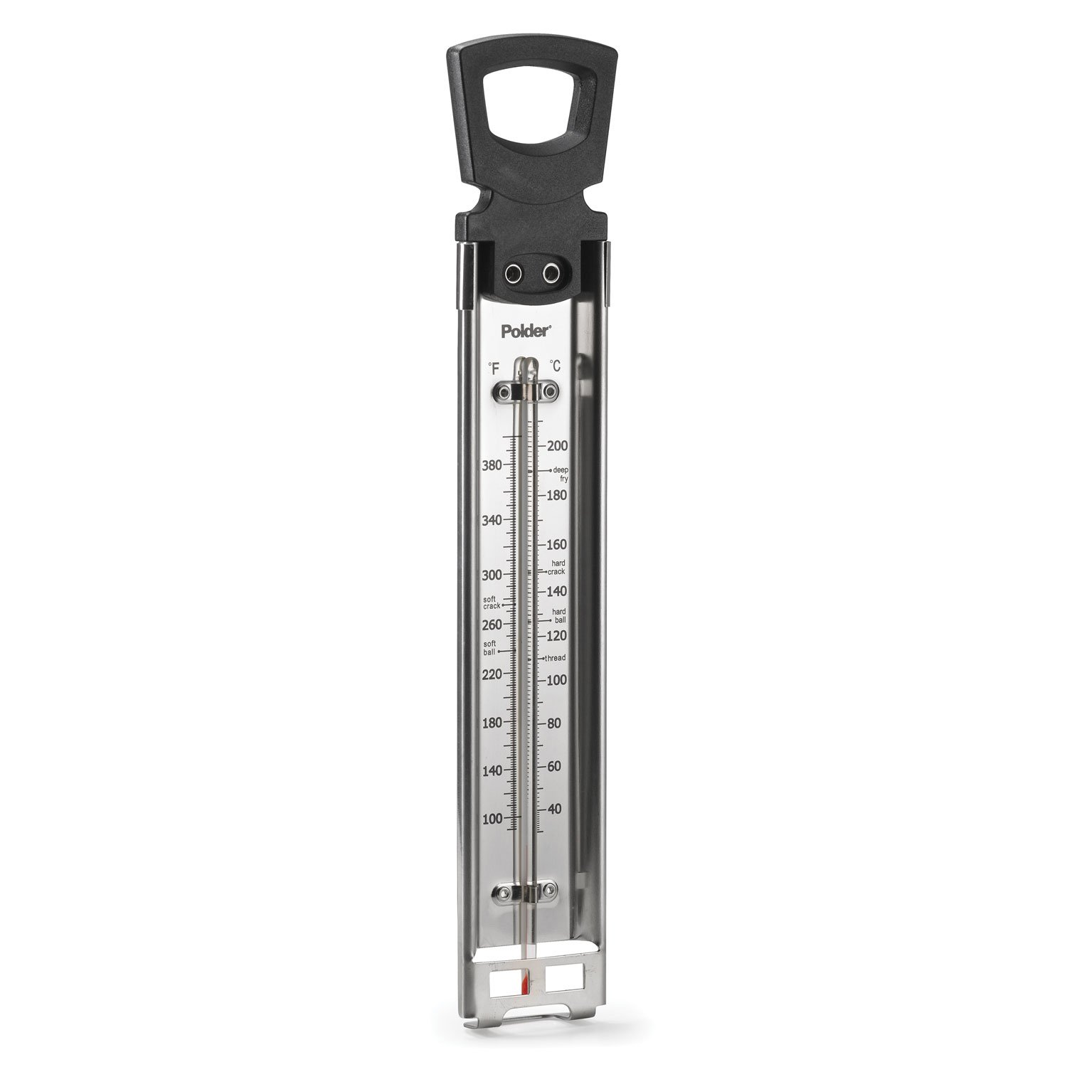 Polder Thermometer Stainless Attachment Temperature