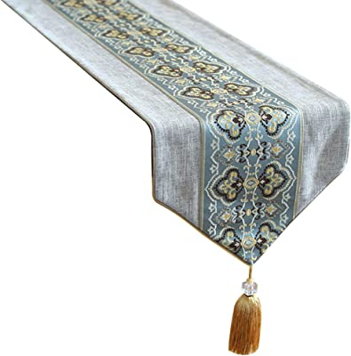 Amazon.com: European Vintage Table Runner and Dresser Scarf ...
