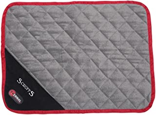 Scruffs Dog Thermal Mat, 45cm x 60cm, Black