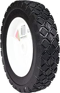 Maxpower 335080 8-Inch Plastic Wheel Diamond Tread