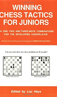 Winning Chess Themes for Juniors: 534 One, Two and Three Move Combinations for the Developing Chess Player