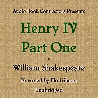 Henry IV cover art