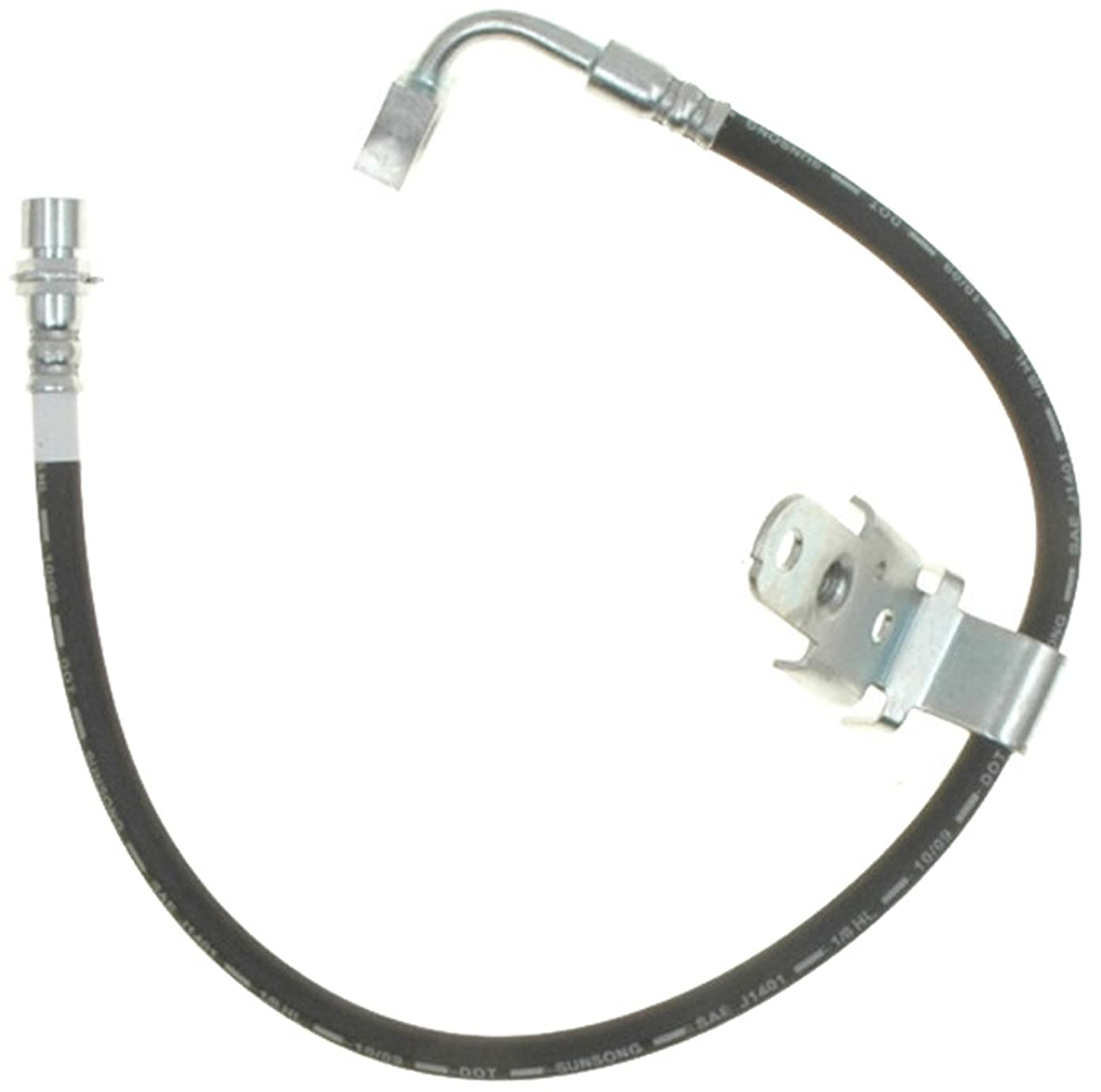 ACDelco 18J4282 Professional Front Driver Side Hydraulic Brake Hose Assembly