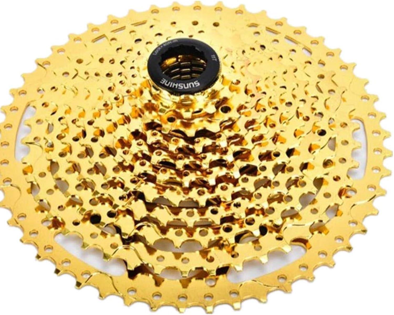 LOLTRA Bike Cassette Sunshine 11 Speed 1142 50T Wide Ratio MTB Mountain Bicycle Freewheel