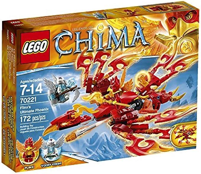 LEGO Chima 70221 פיניקס אולטמטיבי