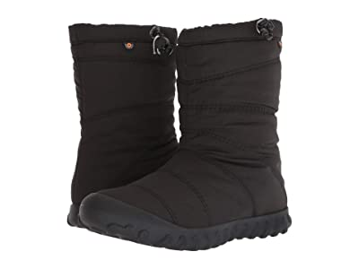 Bogs B Puffy Mid (Black) Women