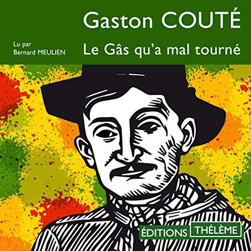『Le gâs qu'a mal tourné』のカバーアート