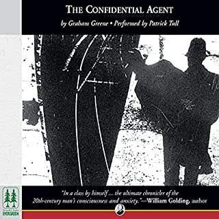 The Confidential Agent cover art