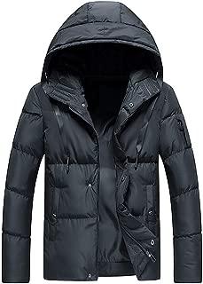 Men's Mountain Snow Waterproof Ski Jacket Down Alternative Jacket Outdoor Sports Windproof Water-Resistant