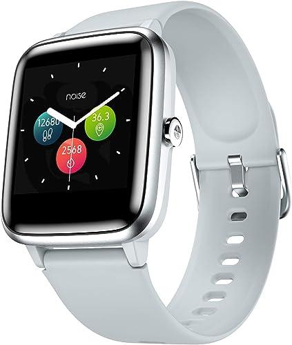Noise Colorfit Pro 2 Full Touch Control Smart Watch Mist Grey