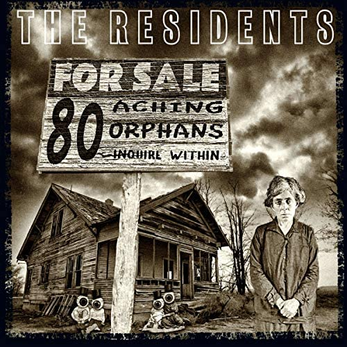 80 Aching Orphans 45 Years Of The Residents product image